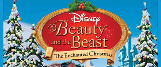 Beauty And The Beast Christmas.Beauty And The Beast The Enchanted Christmas Special