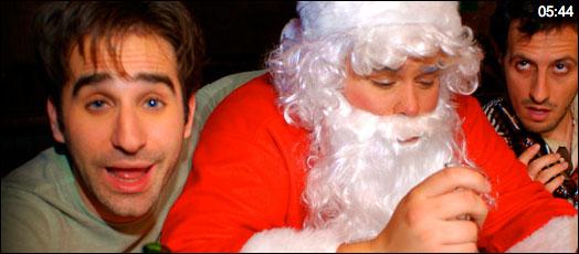 ben and burman ruin christmas