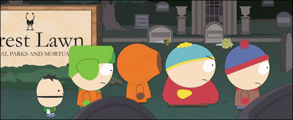 south park the poor kid