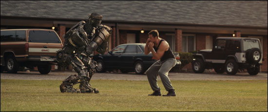 real steel blu-ray dvd release date