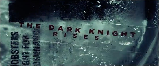the dark knight rises opening credits