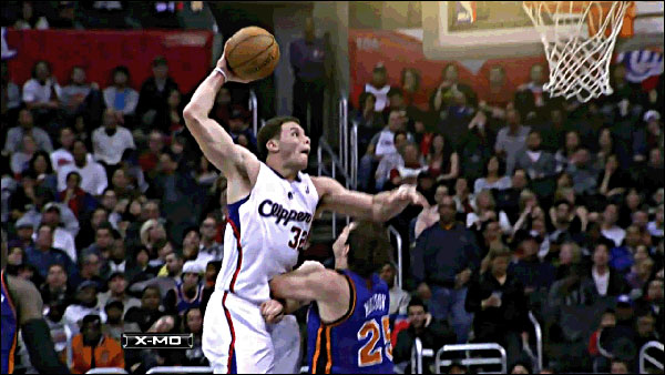 blake griffin monster dunk