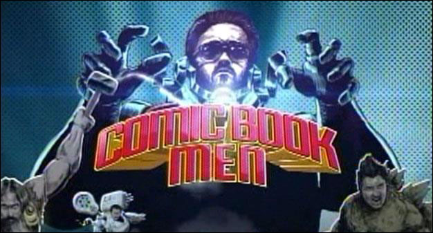 comic book men premiere