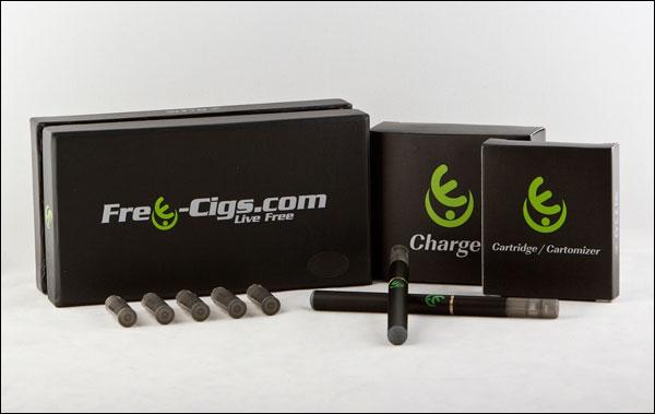 freE-cigs.com electronic e-cigarettes