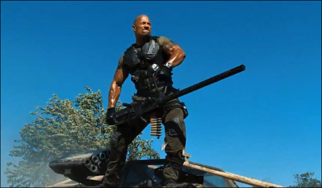 gi joe super bowl trailer
