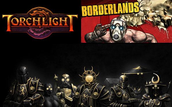 steam game giveaway torchlight eye borderlands