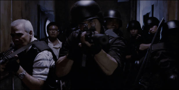 the raid theatrical trailer