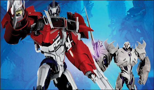 transformers prime season 1 blu-ray review