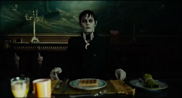 tim burton johnny depp dark shadows
