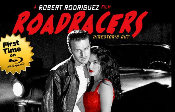 roadracers blu-ray review