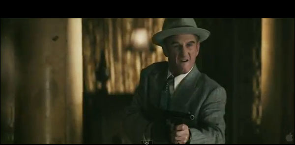 the gangster squad trailer