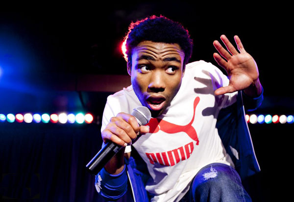 childish gambino music video fire fly donald glover camp
