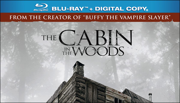 cabin in the woods blu-ray dvd release date