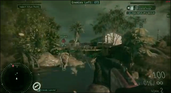 medal of honor warfighter fireteam multiplayer trailer gamescom 2012