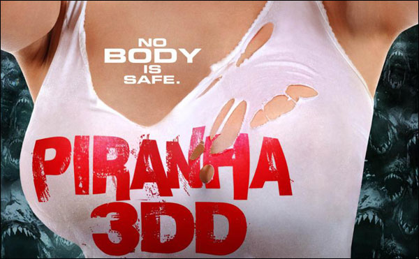 piranha 3dd review
