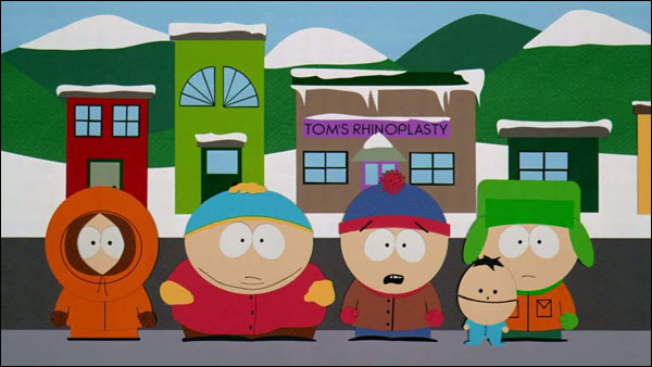 south park sarcastaball