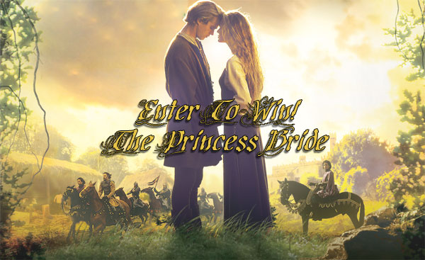 the princess bride 25th anniversary edition blu-ray giveaway