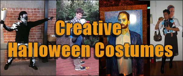 creative halloween costume ideas