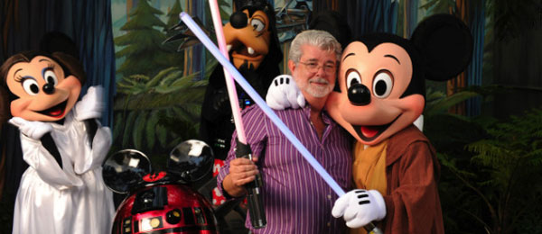 disney buys lucasfilm my thoughts