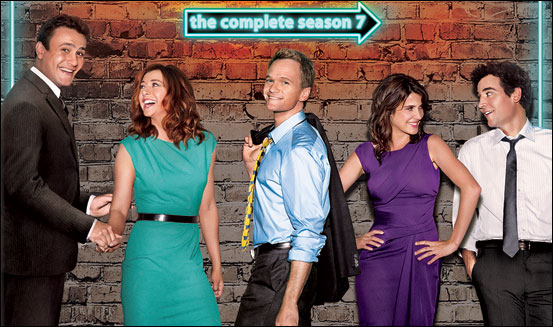 how i met your mother season 7 dvd review