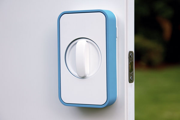 lockitron keyless entry for your home