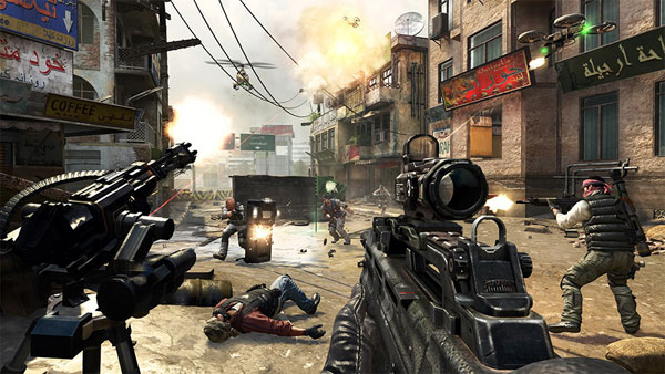 call of duty black ops 2 impressions