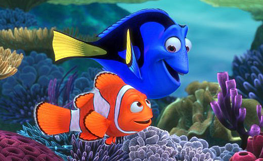 The Making of Finding Nemo | CGSociety