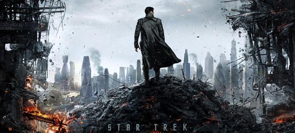 star trek into darkness teaser trailer poster