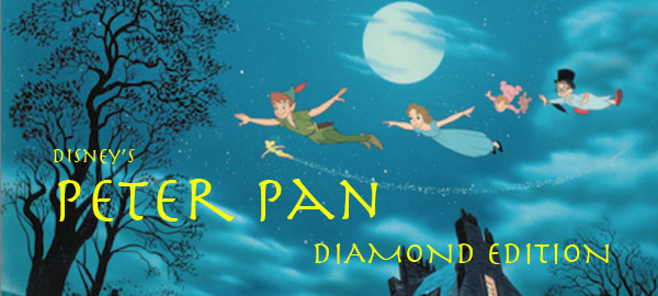 Disney's Peter Pan Diamond Edition