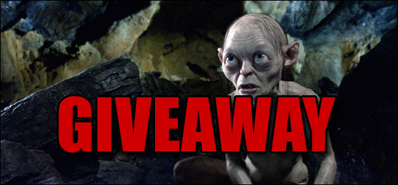 the hobbit giveaway blu-ray dvd combo pack
