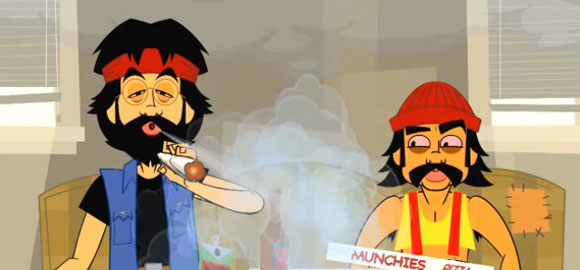 cheech and chongs animated movie blu-ray review