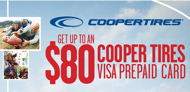 cooper tires rebate