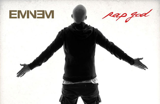 eminem rap god the marshall mathers lp 2