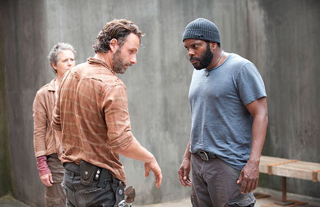 the walking dead isolation recap