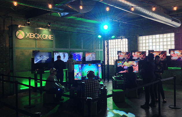 xbox one tour chicago impressions review