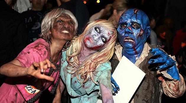 Хэллоуин своими руками фото