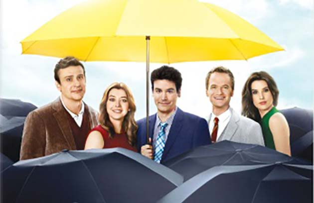 how i met your mother season 8 giveaway