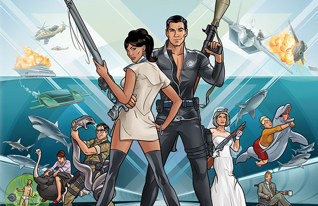 archer season 4 blu-ray giveaway