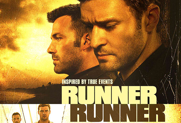 runner runner blu-ray giveaway