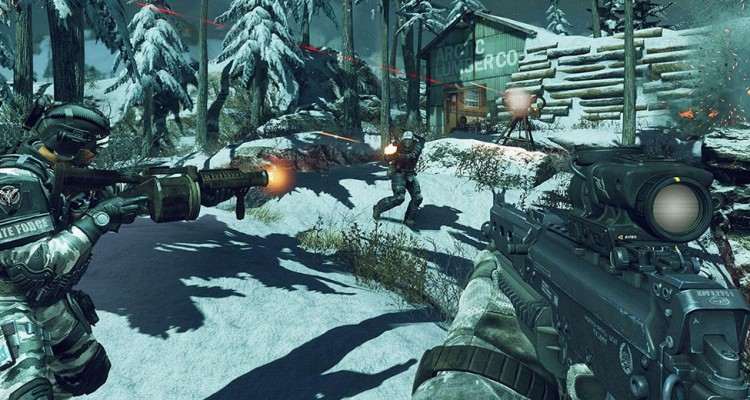 call of duty sledgehammer games