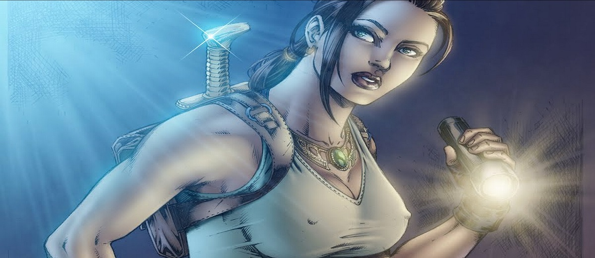 Tomb Raider 1 Comic Review Ent13