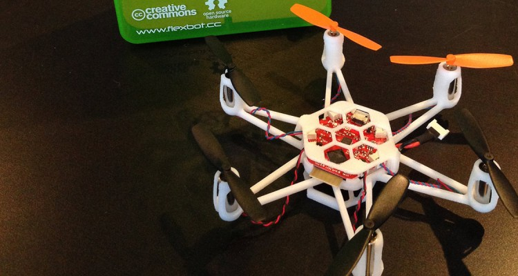 flexbot a copter anyone can fly