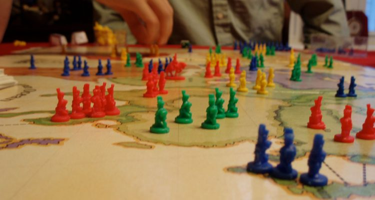strategy games risk