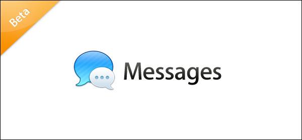 imessage messages mac os x