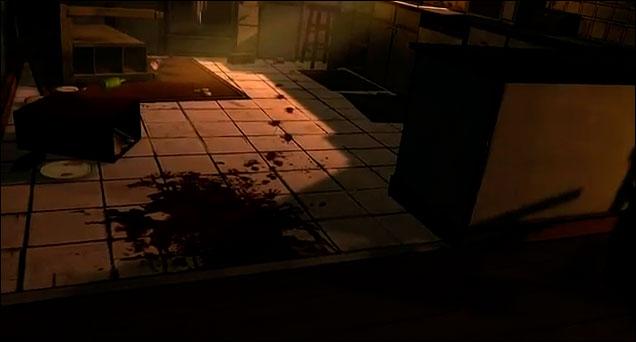 the walking dead video game teaser trailer