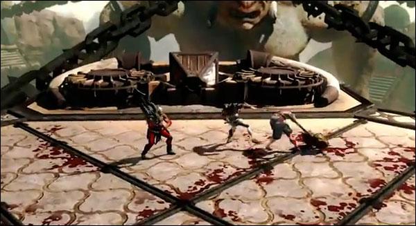 god of war ascension multiplayer gameplay