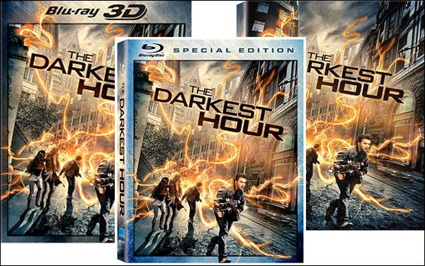 the darkest hour blu-ray review