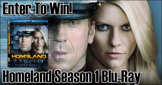 homeland season 1 blu-ray giveaway
