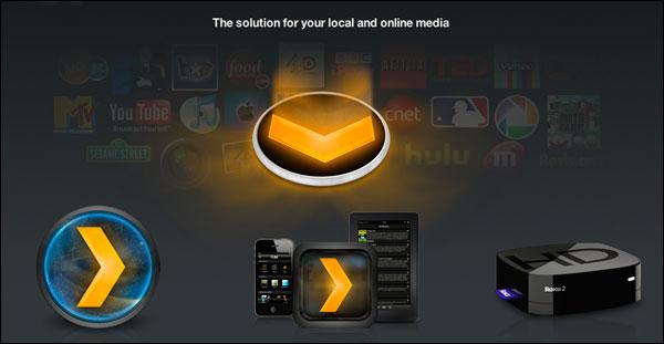plex streaming media center how to setup
