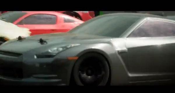 freddie wong rob dyrdek big black need for speed rc car race